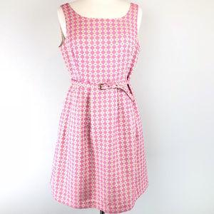 Michael Kors   Flare Dress with belt (Size 8)